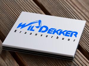 Logo Wil Dekker