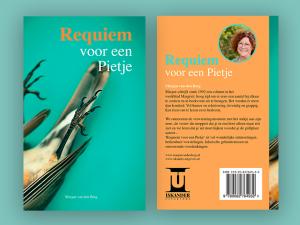 Boek ontwerp Requiem voor een Pietje